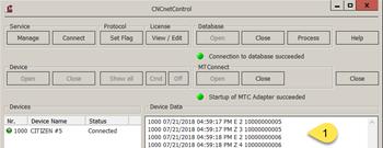 CNCnetPDM Output